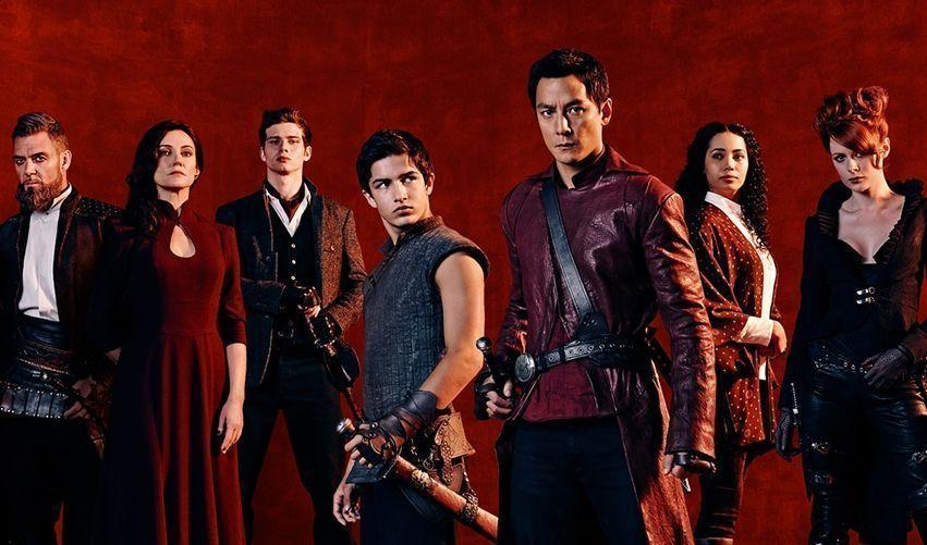Into The Badlands (4)
