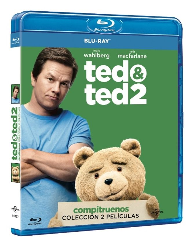 Pack Ted & Ted 2 BR