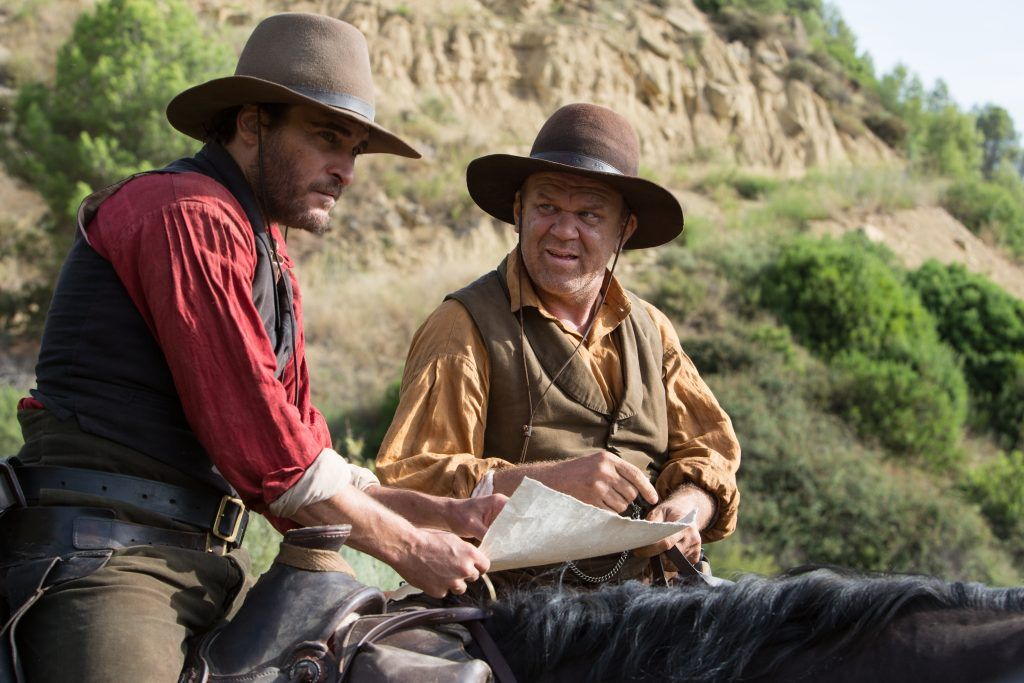 The Sisters Brothers. Day 26.
